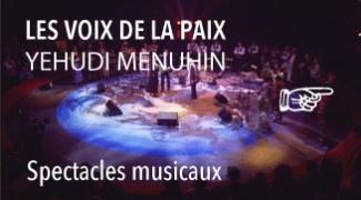 Menuhin: Les Voix de la Paix