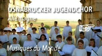 Concert Osnabrücker Jugendchor