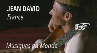 Concert Jean David: Le cantique des cantiques
