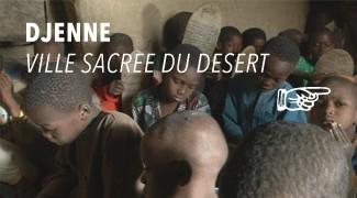 Djenne ville sacrée du Mali