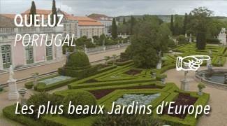 Les Jardins du Palais Royal de Queluz