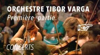Concert Tibor Varga Orchestra