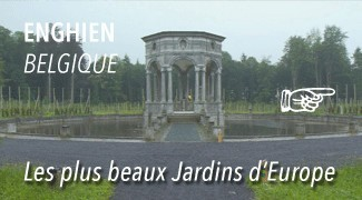 Le parc d'Enghien