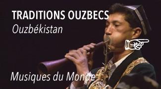 Concert Ouzbeck Festival