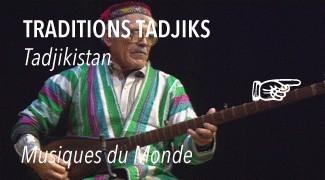 Concert Tadjik Festival