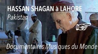 Hassan Shagan à Lahore