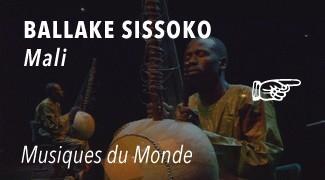Concert Ballake Sissoko