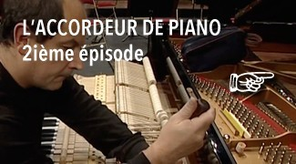Accordeur de piano
