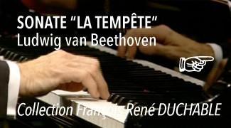 Beethoven: Sonate La Tempete