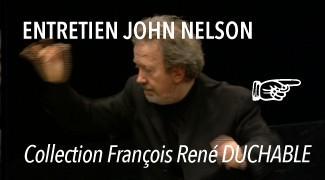 Entretien avec John Nelson