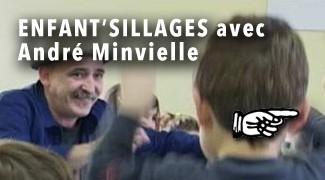 Enfant'sillages avec André Minvielle
