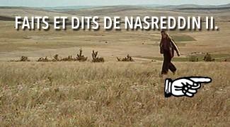 Faits et Dits de Nasreddin II