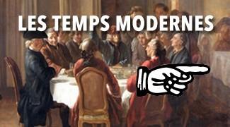 Temps modernes